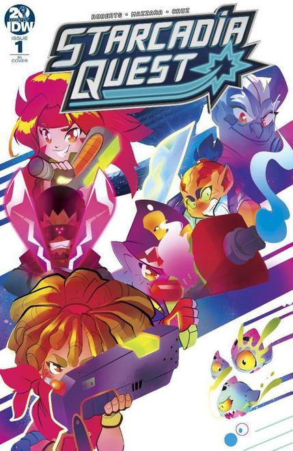 IDW Starcadia Quest #1 of 3 Comic Book [Nicoletta Baldari Variant Comic]