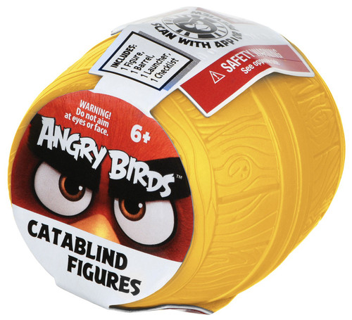 Angry Birds Explore Catablind Figures Mystery Pack