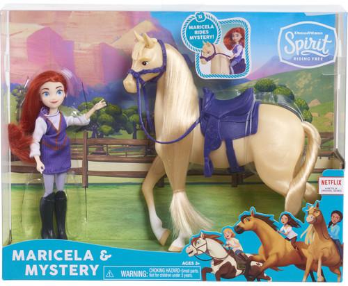 Spirit Riding Free Maricela & Mystery Figure Set