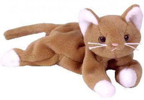 Beanie Babies Nip the Cat Beanie Baby Plush