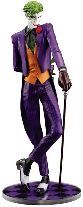 DC Ikemen The Joker Collectible PVC Statue