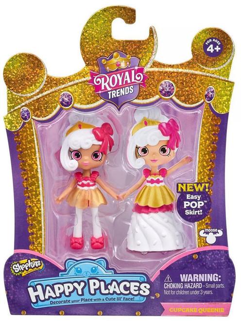 Shopkins Happy Places Royal Trends Cupcake Queenie Lil' Shoppie Pack
