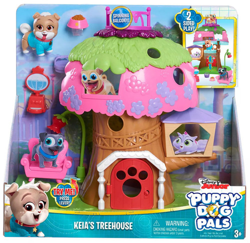 Disney Junior Puppy Dog Pals Keia's Treehouse Playset