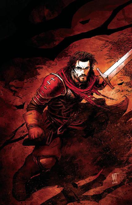 Aftershock Comics Knights Temporal #1 Comic Book [Nat Jones Variant Cover]