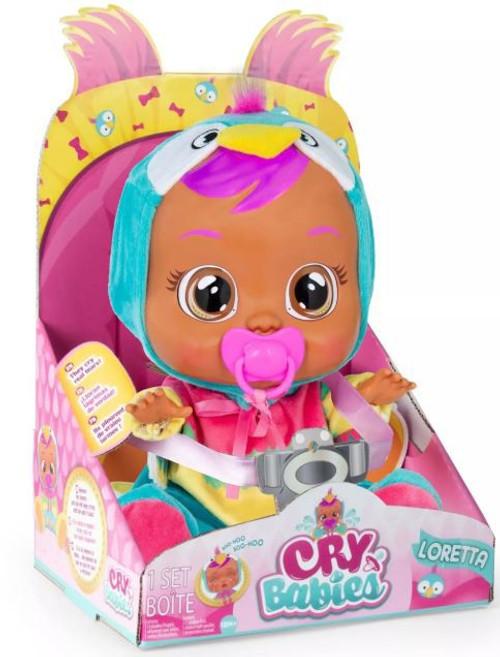Cry Babies Loretta Doll