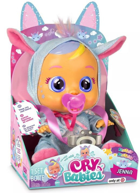 Cry Babies Jenna Exclusive Doll [Pegasus]