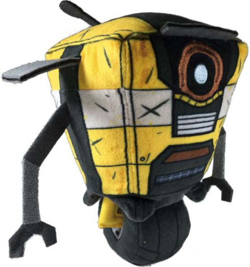 Borderlands 3 Stubbins Claptrap 6-Inch Plush