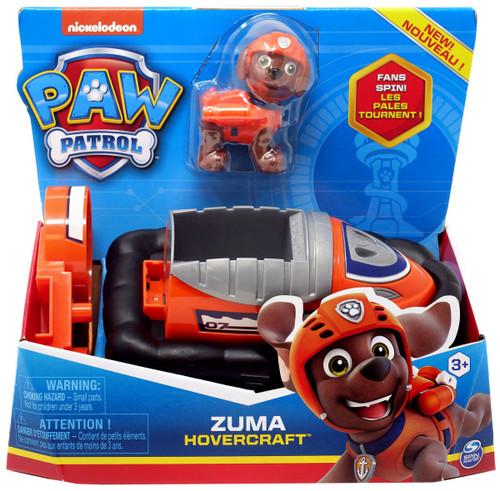 Paw Patrol Zuma Hovercraft Vehicle