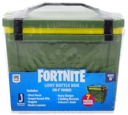 Fortnite Ghost Portal Loot Battle Box