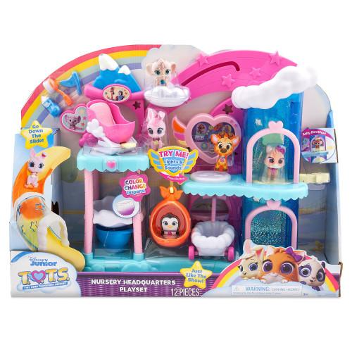 Disney Junior TOTS (Tiny Ones Transport Service) Nursery Headquarters Exclusive Playset