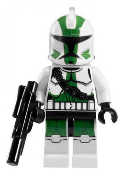 LEGO Star Wars The Clone Wars Clone Commander Gree Minifigure [Loose]