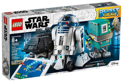 LEGO Star Wars Droid Commander Set #75253