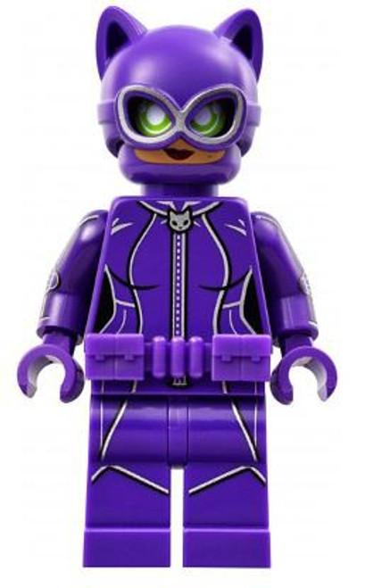 DC Universe Super Heroes The LEGO Batman Movie Catwoman Minifigure [Loose]