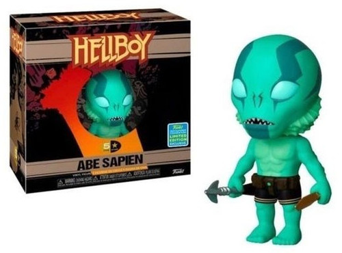 Hellboy Funko 5 Star Abe Sapien Exclusive Vinyl Figure