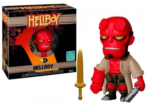 Funko 5 Star Hellboy Exclusive Vinyl Figure