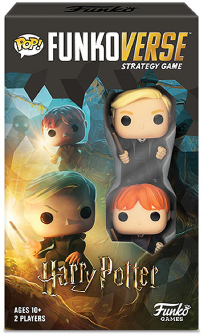 Funko Harry Potter 101 Expandalone Strategy Board Game