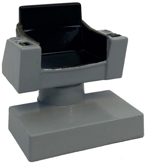 Kuzos Star Trek Command Chair 2-Inch Mini Replica