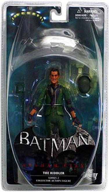 Batman Arkham City Series 2 The Riddler Action Figure