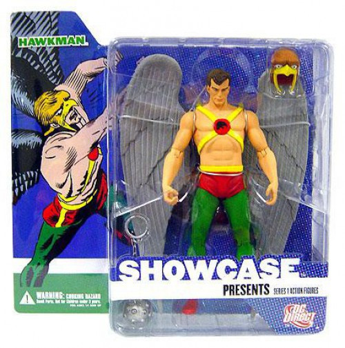 DC Showcase Presents Series 1 Hawkman Action Figure