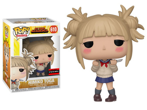 Funko My Hero Academia POP! Animation Himiko Toga Exclusive Vinyl Figure #610