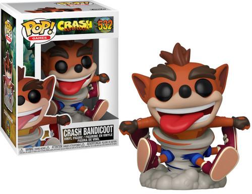 Funko POP! Games Crash Bandicoot Vinyl Figure #532