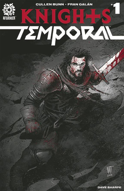 Aftershock Comics Knights Temporal #1 Comic Book [Second Printing]