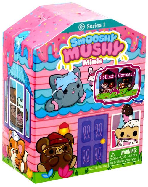 Smooshy Mushy Minis Series 1 Mystery Pack [RANDOM Color!]