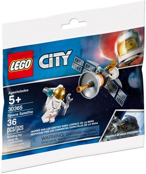 LEGO City Space Satellite Mini Set #30365