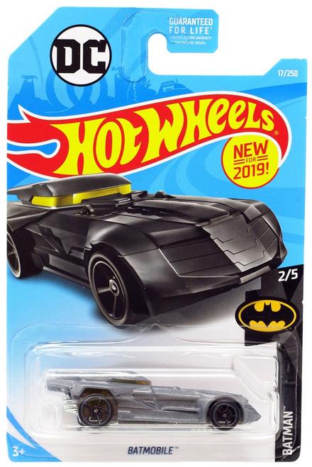 Hot Wheels DC Batmobile Diecast Car #2/5