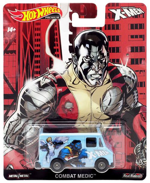 Marvel Hot Wheels Premium Combat Medic Die Cast Car