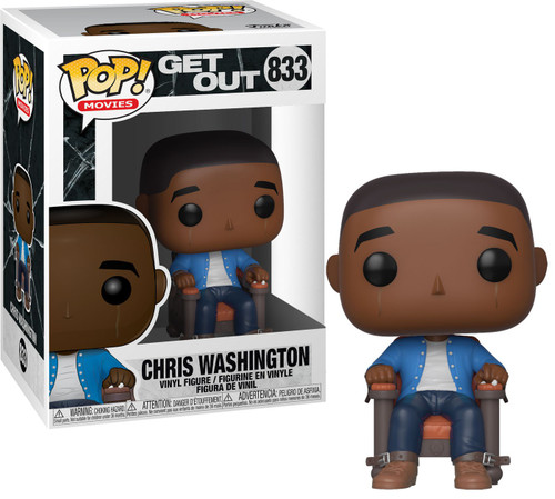 Funko Get Out POP! Movies Chris Vinyl Figure [State of Hypnosis]