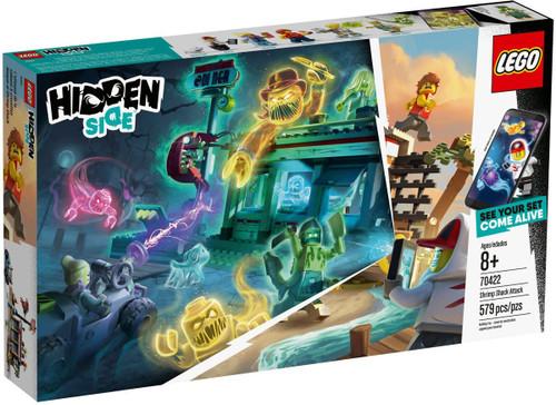 LEGO Hidden Side Shrimp Shack Attack Set #70422