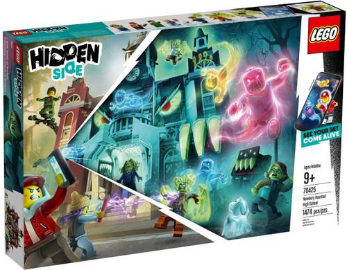 LEGO Hidden Side Newbury haunted Hight School Set #70425