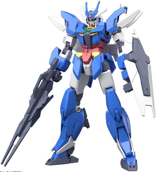 Gundam Build Divers RE:Rise High Grade Build Divers Earthree Gundam 1/144 Model Kit #01