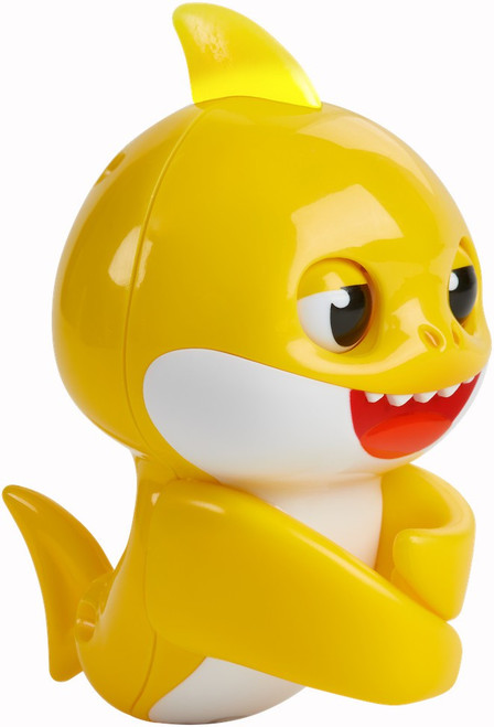 Fingerlings Pinkfong Baby Shark Figure [Yellow]