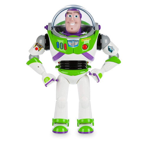 Disney Toy Story Buzz Lightyear Exclusive Talking Action Figure