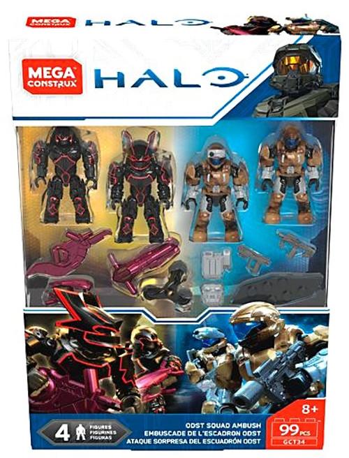 Halo ODST Squad Ambush Set