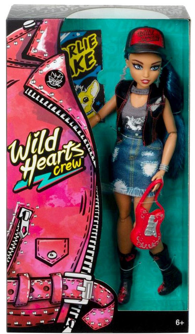 Wild Hearts Crew Charlie Lake Exclusive 12-Inch Doll