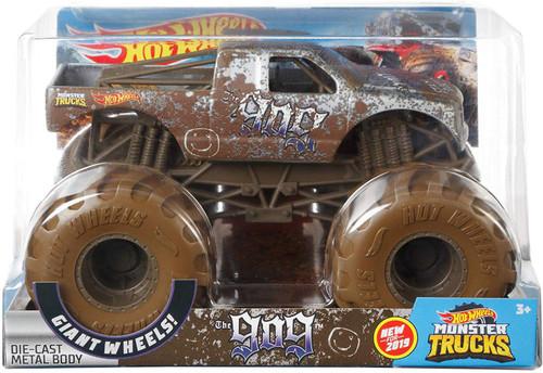 Hot Wheels Monster Trucks The 909 Diecast Car