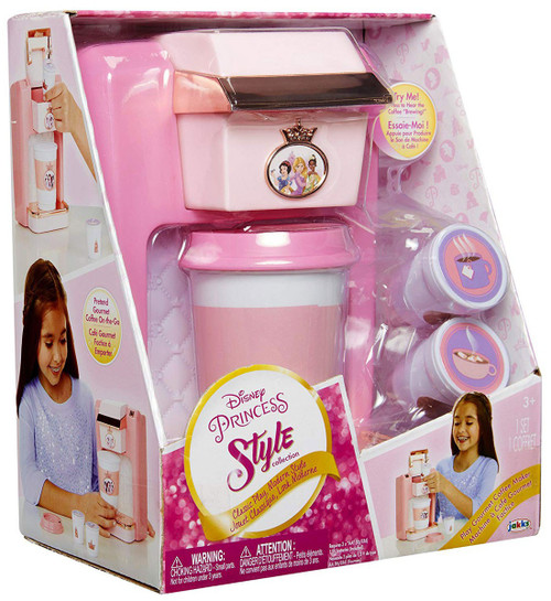Disney Princess Play Gourmet Coffee Maker [2019]