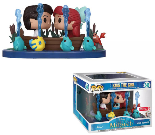 Funko The Little Mermaid POP! Disney Kiss the Girl Exclusive Vinyl Figure [Movie Moments]