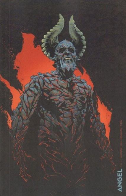 Boom Studios Angel #3 Comic Book [Scott Buoncristiano Variant Cover]