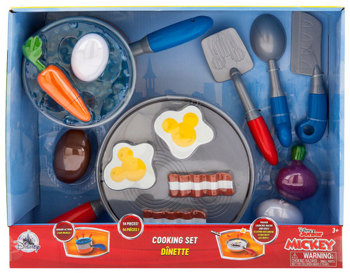 Disney Mickey Mouse Cooking Set Exclusive Playset