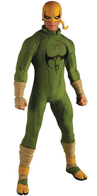 Marvel One:12 Collective Iron Fist Deluxe Action Figure (Pre-Order ships January)