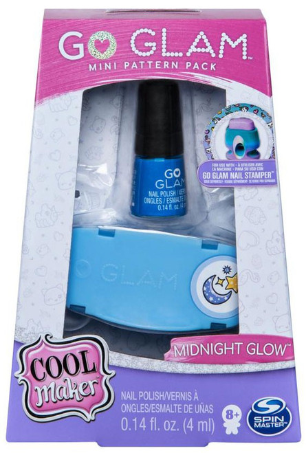 Cool Maker Go Glam Midnight Glow Mini Pattern Pack