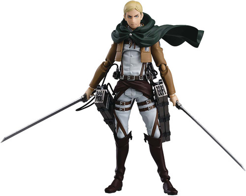 Attack on Titan Figma Erwin Smith Action Figure