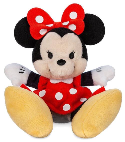 Disney Tiny Big Feet Minnie Mouse Exclusive 4-Inch Micro Plush [Smile]