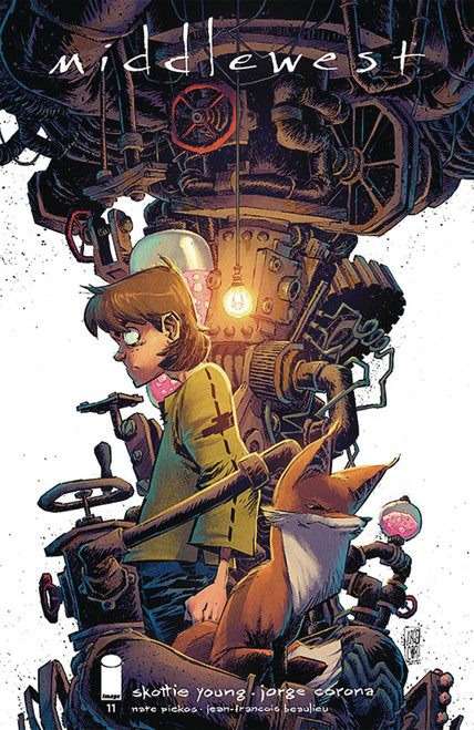 Image Comics Middlewest #11 Comic Book