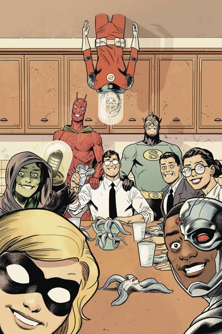 Dark Horse / DC Comics Black Hammer Justice League #3 of 5 Comic Book [Matteo Scalera Cover E]