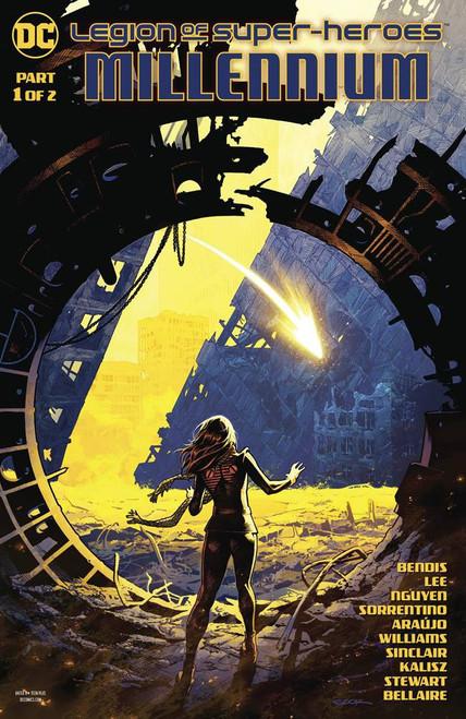 DC Legion of Super Heroes #1 of 2 Millennium Comic Book